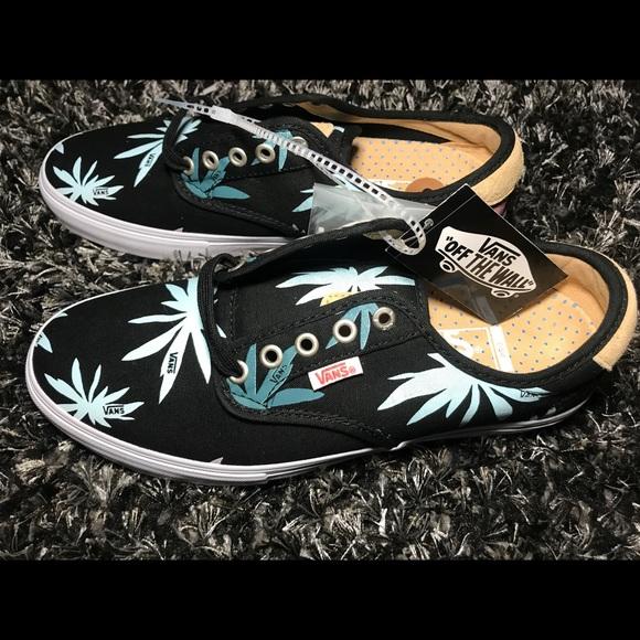 1b677525b9 Vans palm tree shoes